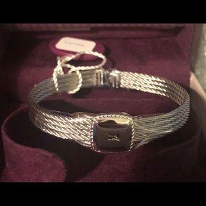 Charriol lock bracelet